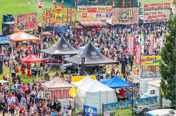 festivals in toronto
