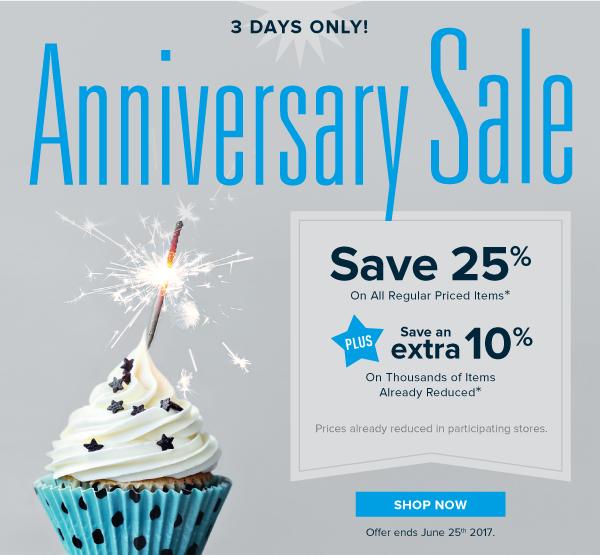 linen chest anniversary sale