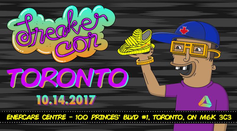 sneaker con toronto