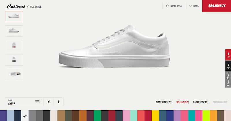 custom shoes online