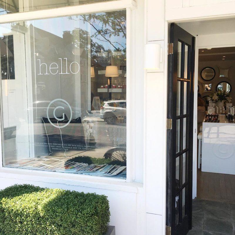 best beauty studios in toronto