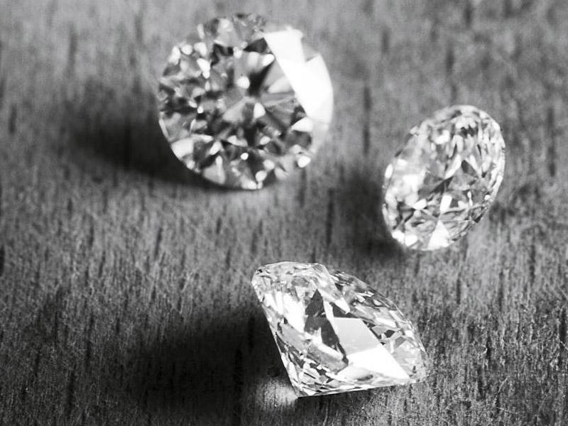 drool-worthy diamonds