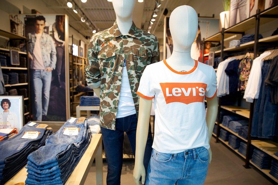 levi's yorkdale