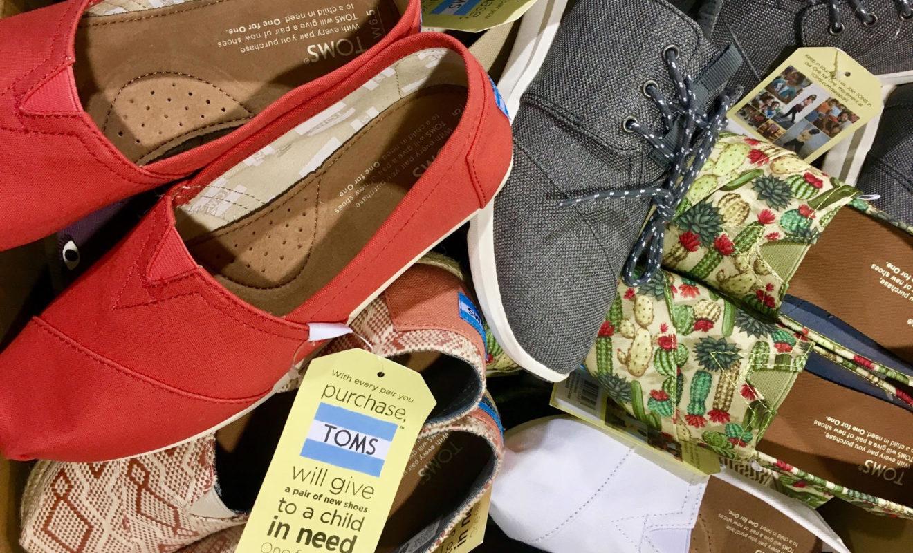 597d9830b7 SaleSPY: The TOMS + Esprit Warehouse Sale
