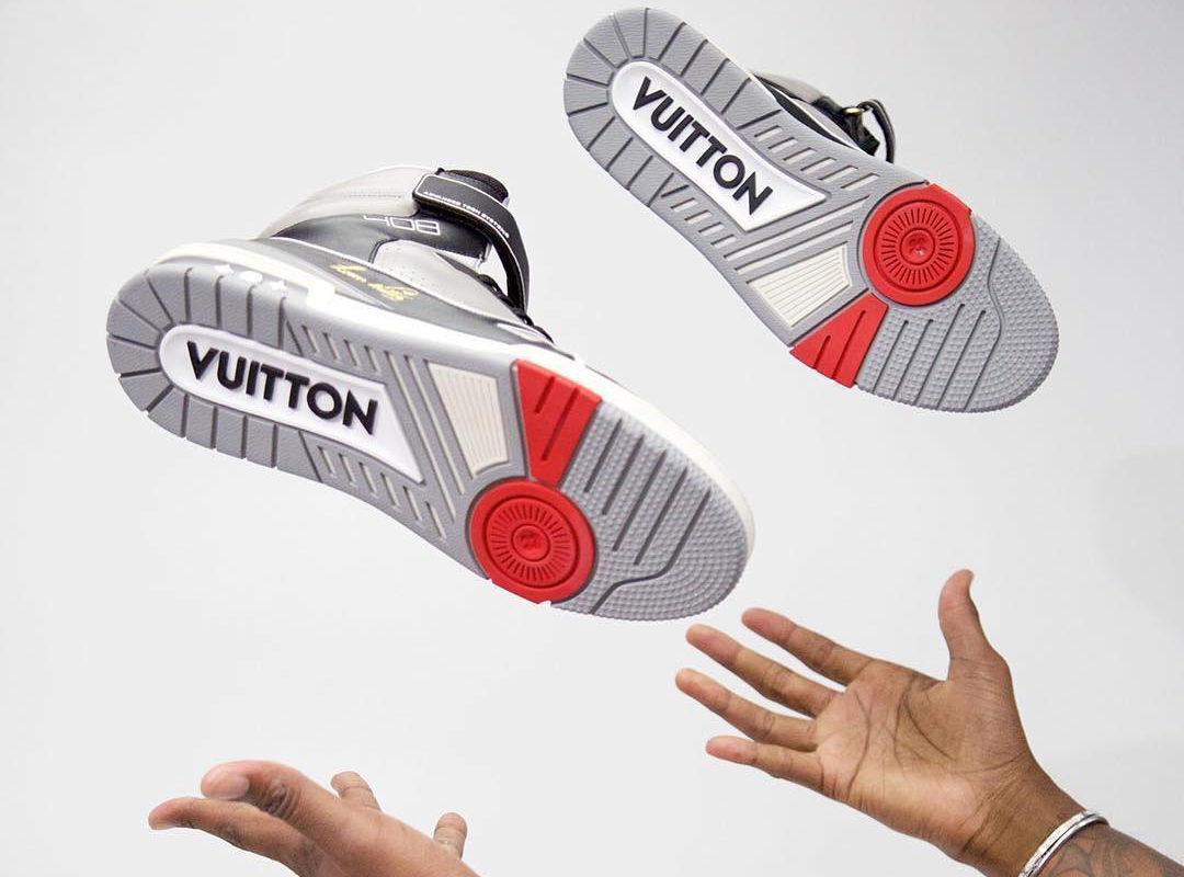 a74e5ba0ec89 Check Out The Long-Awaited Virgil Abloh s First Louis Vuitton Sneakers