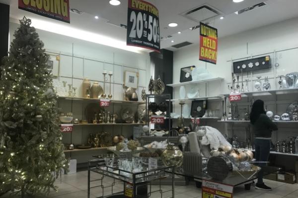 bowring store closing