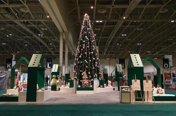 toronto christmas markets 2018