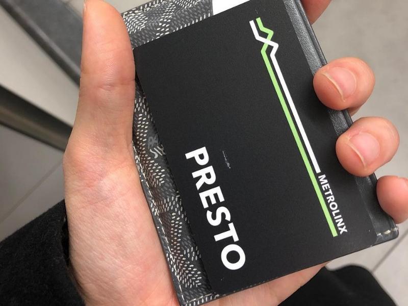 Presto Card Discounts