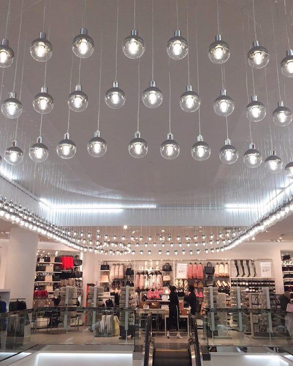 H&M inventory