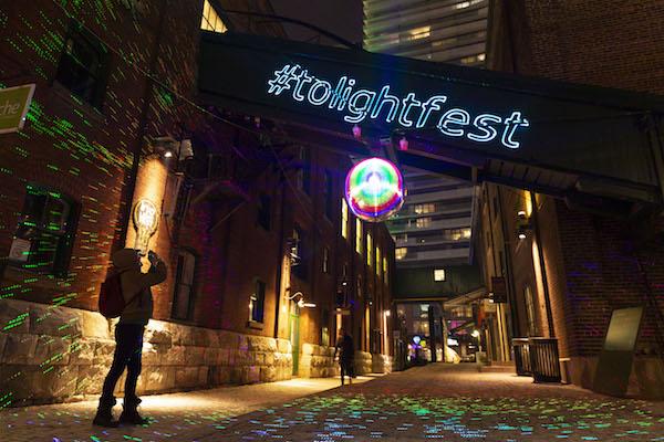 toronto light festival 2019