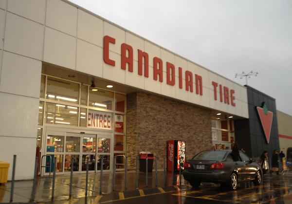 top canadian retailers