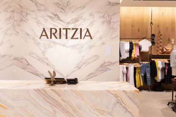 aritzia bloor
