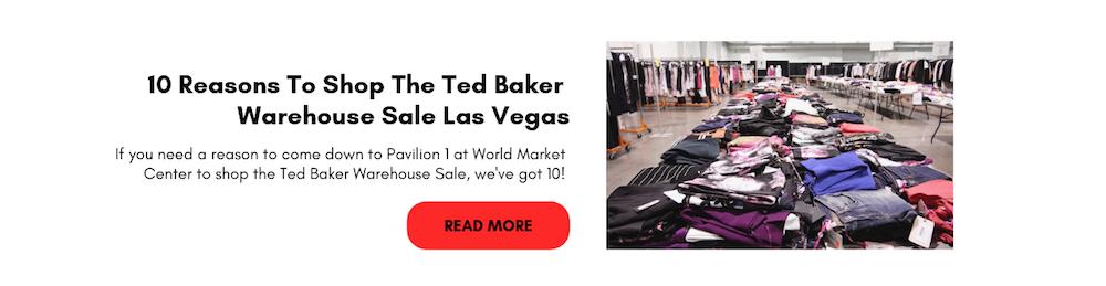 ted baker warehouse sale las vegas