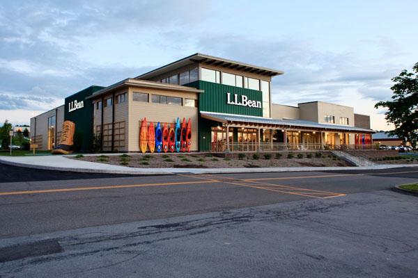 l.l. bean canadian location