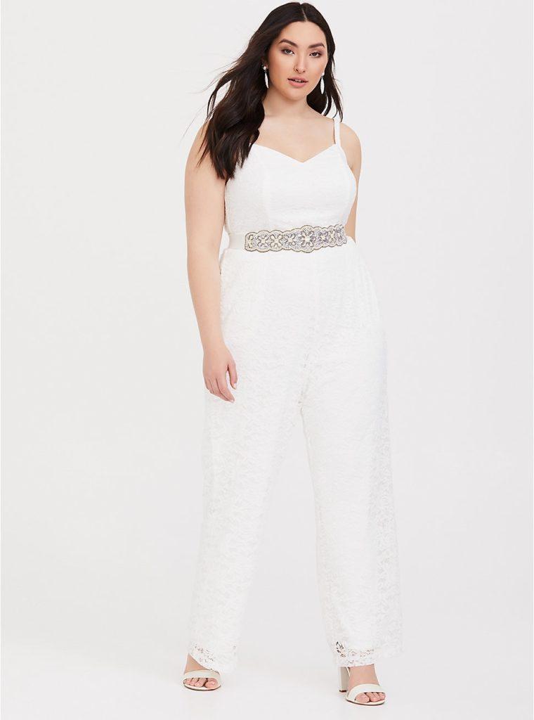 torrid plus size wedding dresses