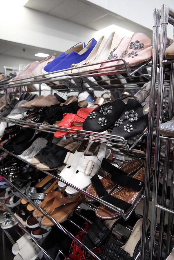 SaleSpy: Inside The Designer Shoe Sale