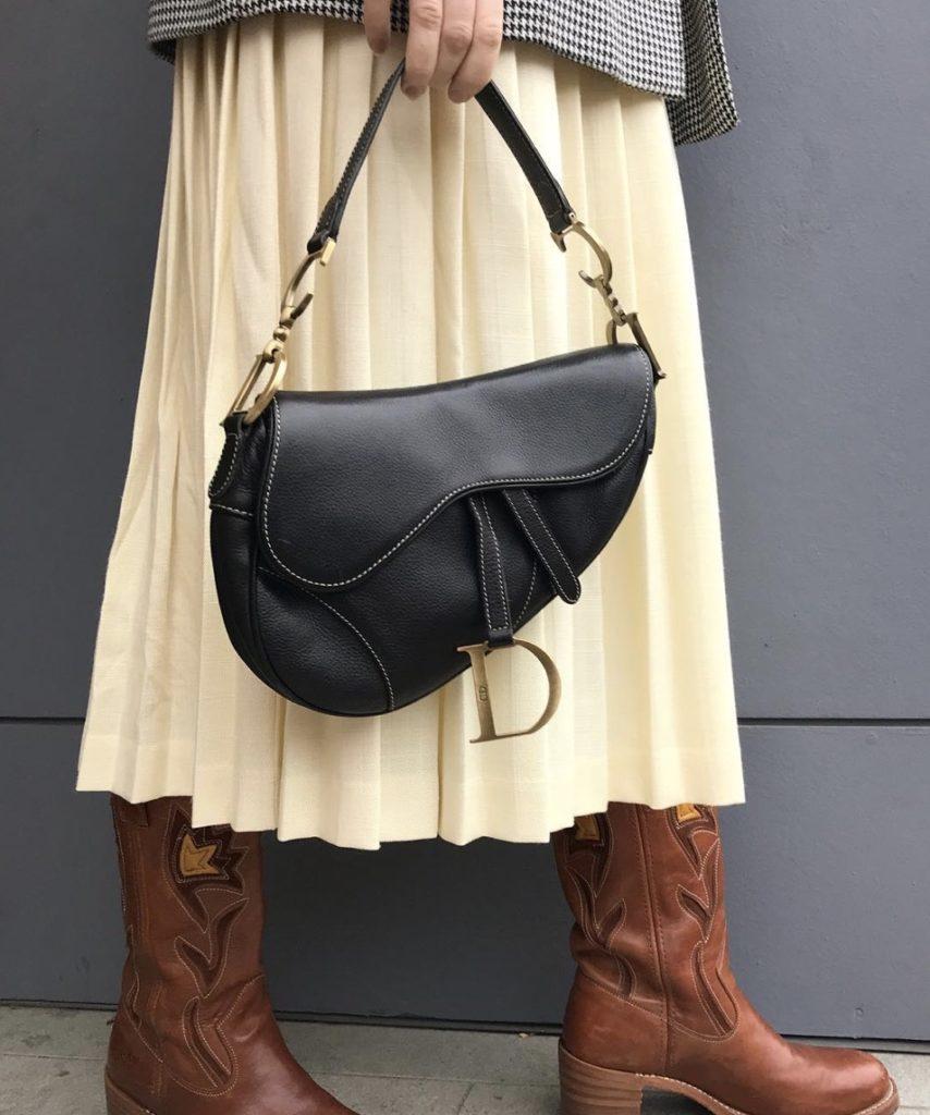 dior saddle bag designer invenstment styledemocracy