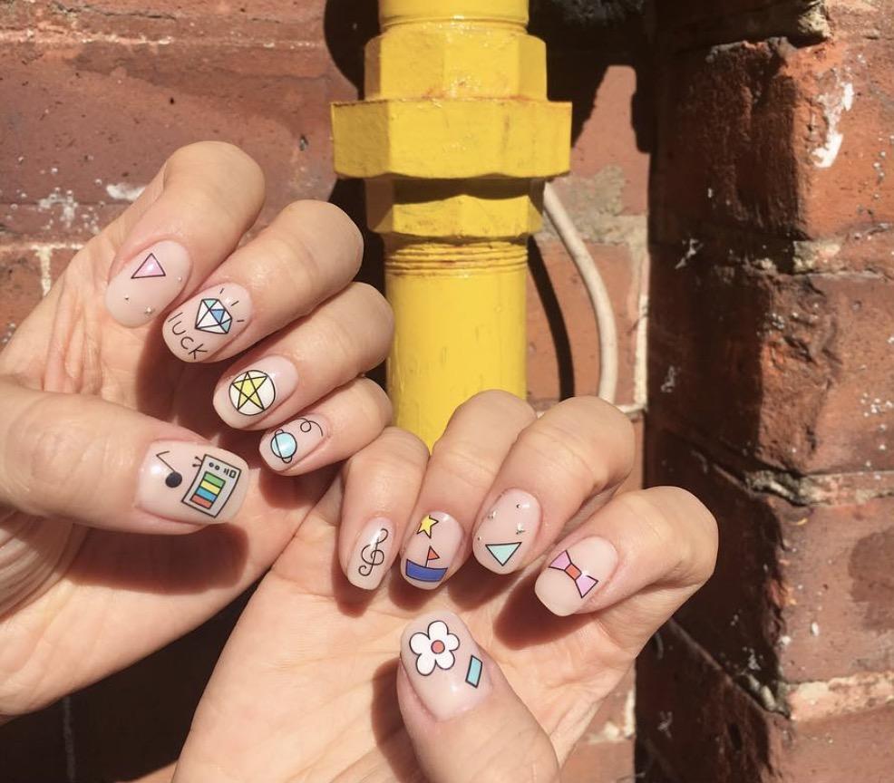 toronto nail art styledemocracy