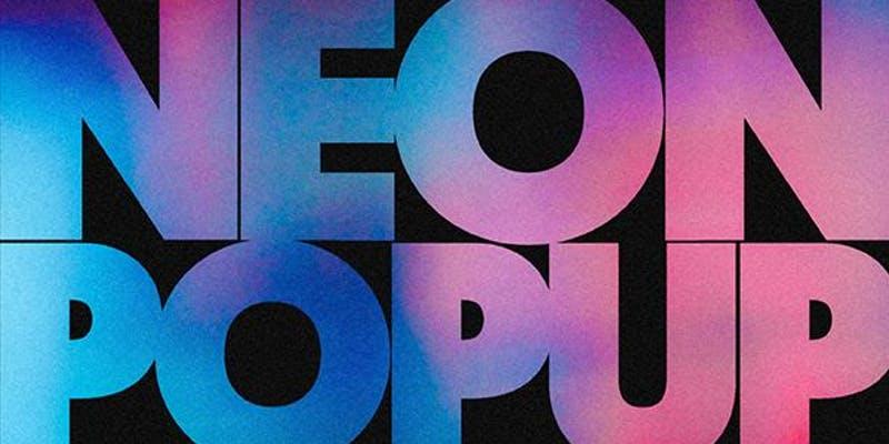 neon pop up toronto free april styledemocracy