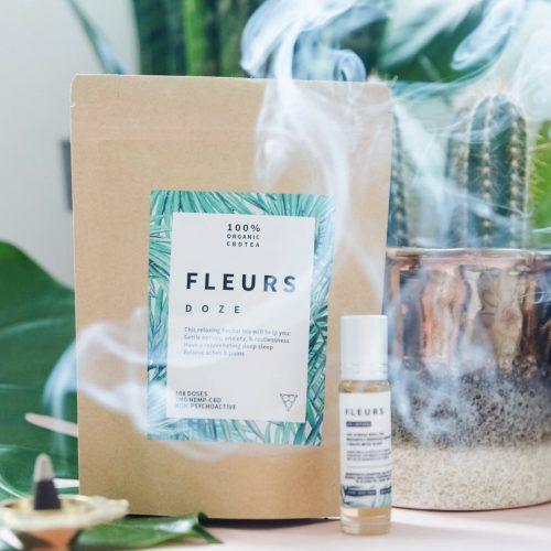 FLEURS Doze Tea