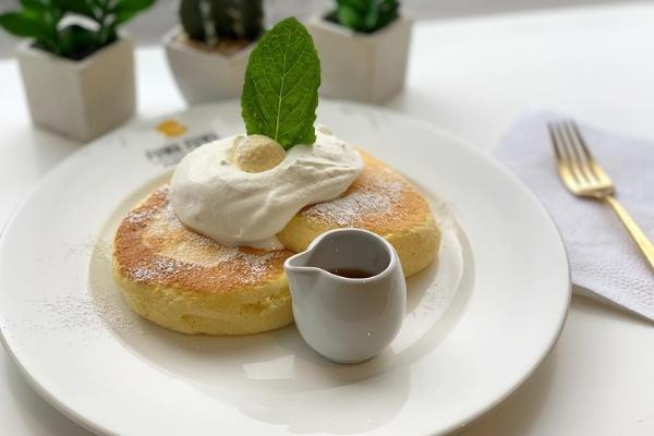 fuwa fuwa free pancakes