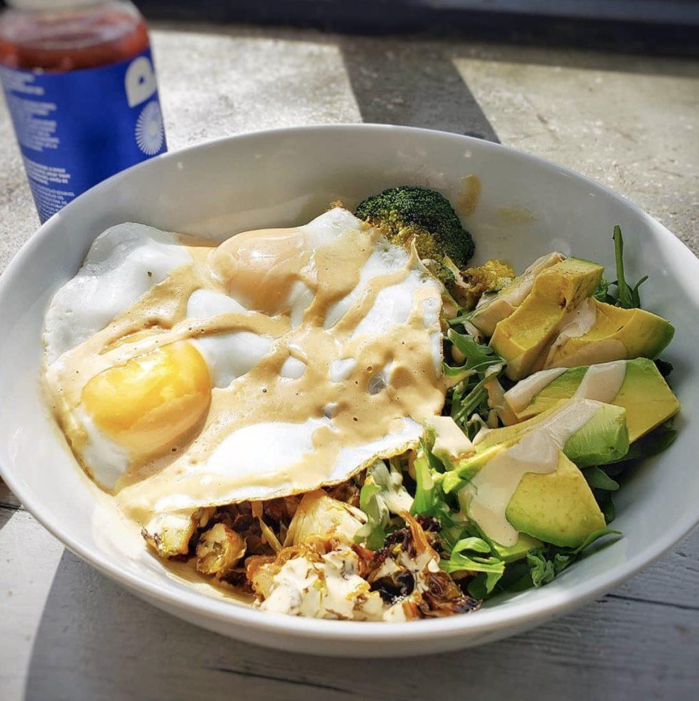 healthy lunch spots toronto