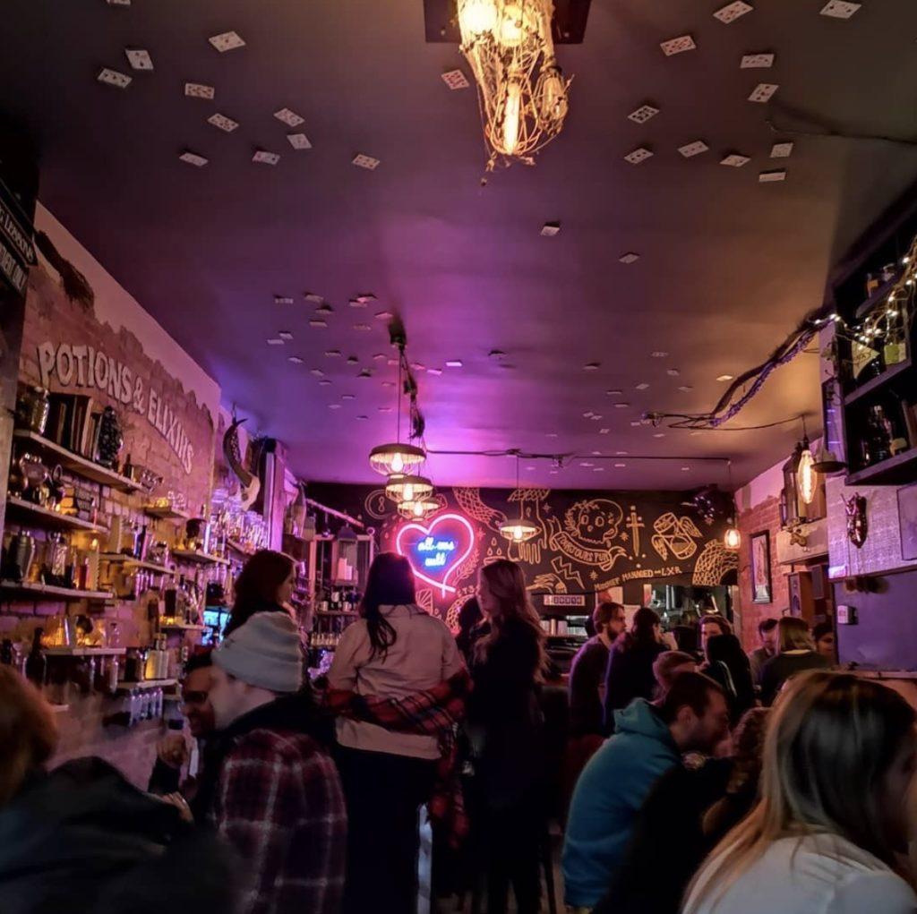 the lockhart bar toronto little portugal styledemocracy
