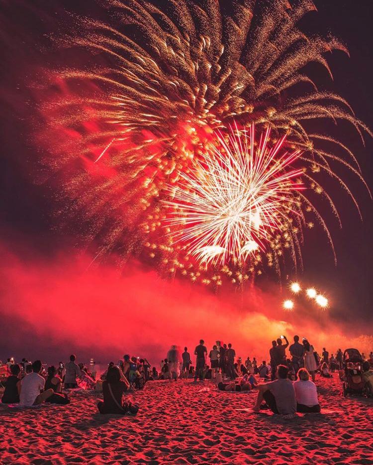 victoria day fireworks toronto styledemocracy