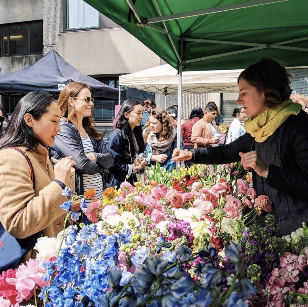 toronto pop up shops markets