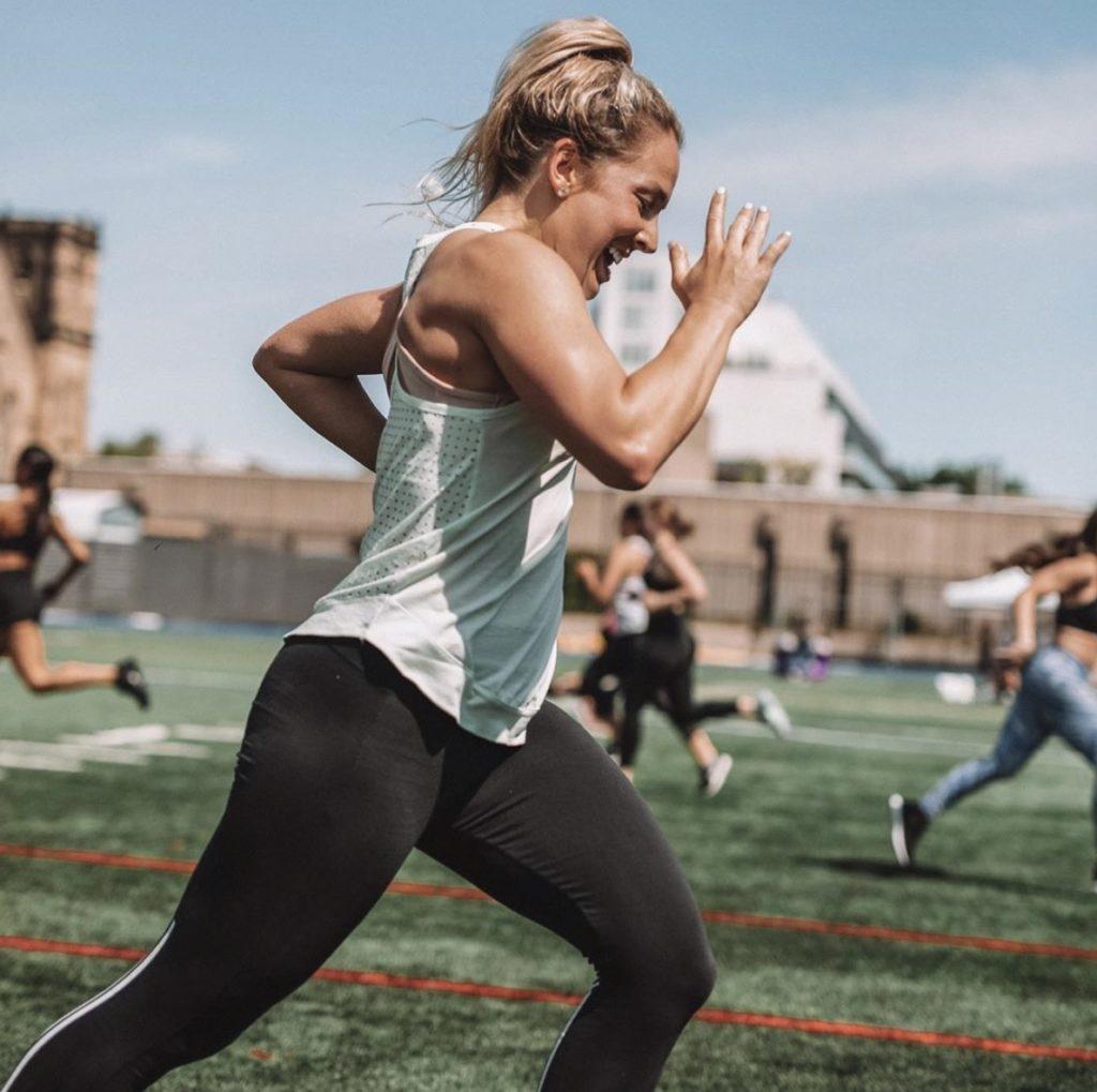 outdoor workouts toronto