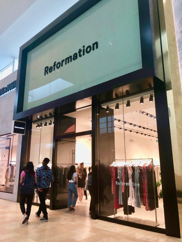 reformation toronto opening
