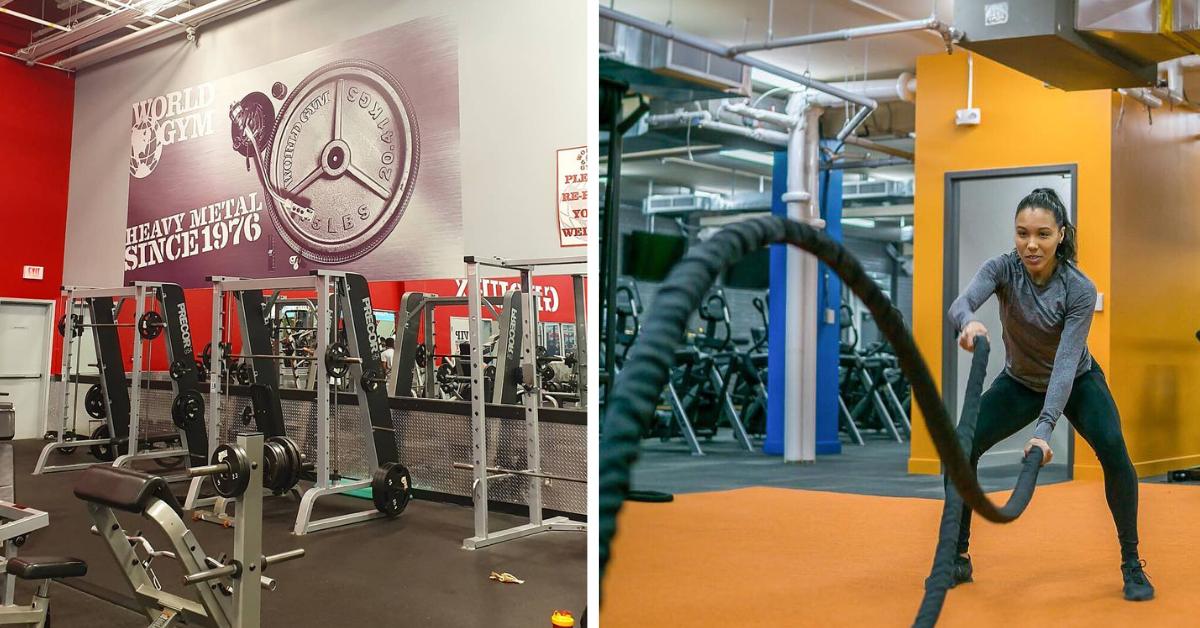 gym membership deals toronto