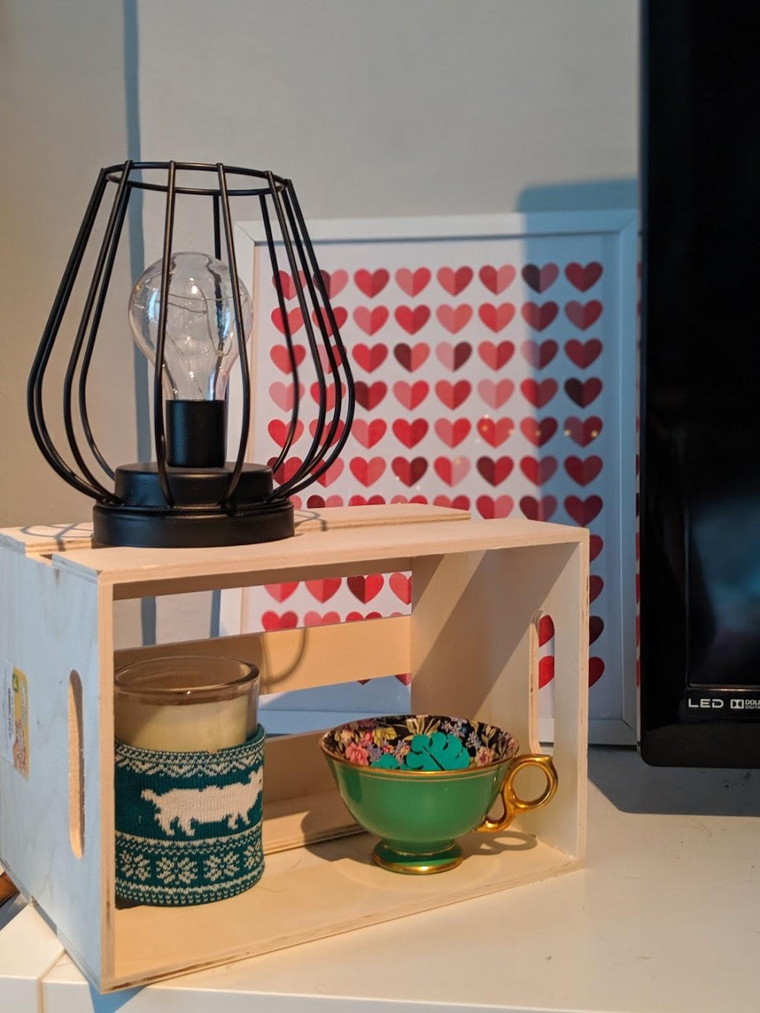 updated bedroom dollarama