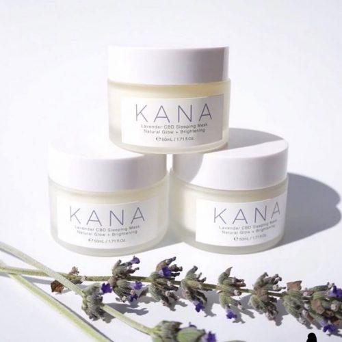 Lavender Sleeping Mask by KANA Skincare