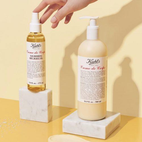 Kiehl's Since 1851 Creme de Corps Nourishing Dry Body Oil