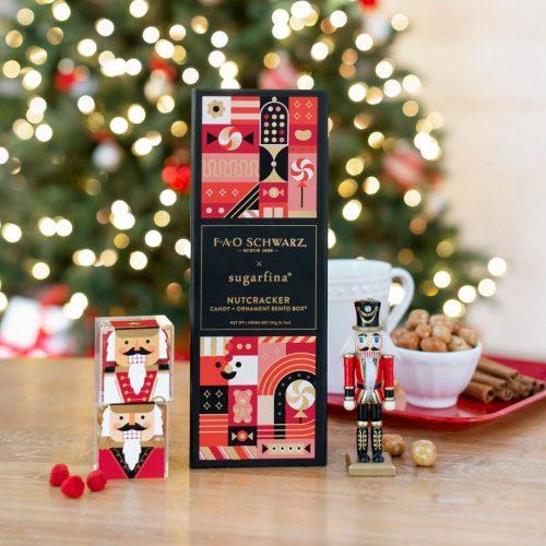 Boîte à bento Candy & Ornament Sugarfina x Fao Schwarz