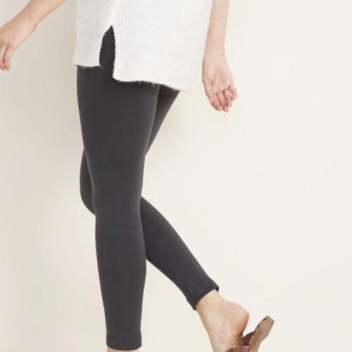 Old Navy Mid-Rise Cozy Fleece-Lined Leggings