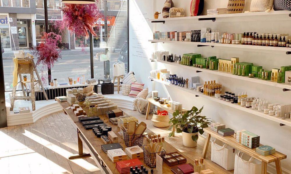 Health Hut shop