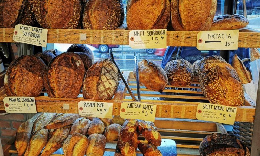 Mabel's Bakery bread