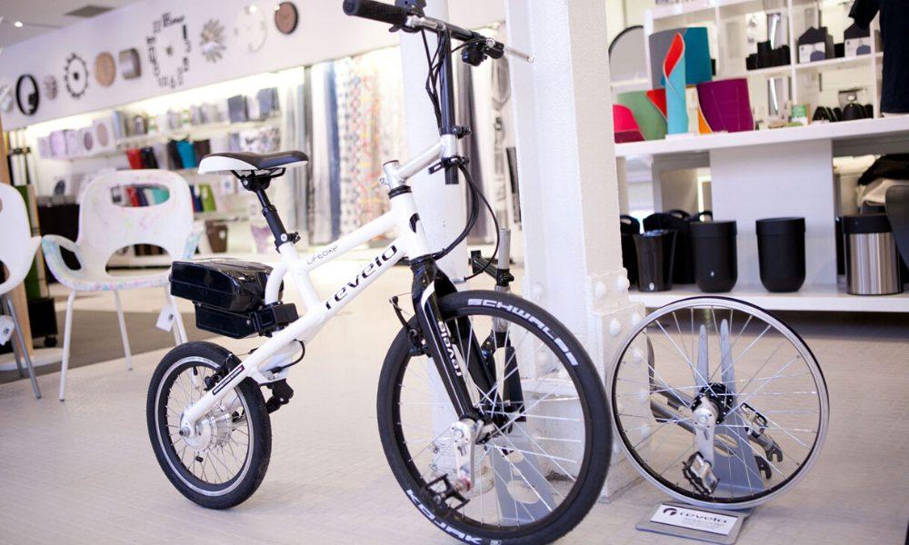E-Bike revelo toronto