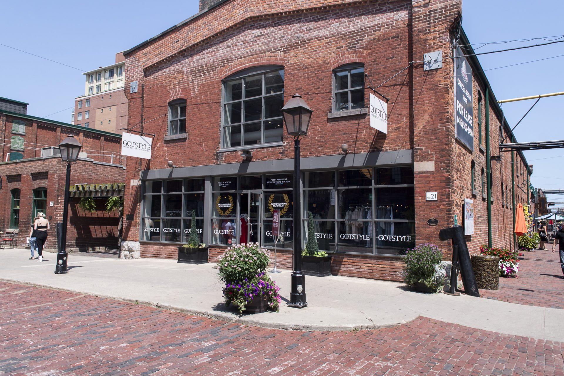 gotstyle distillery district