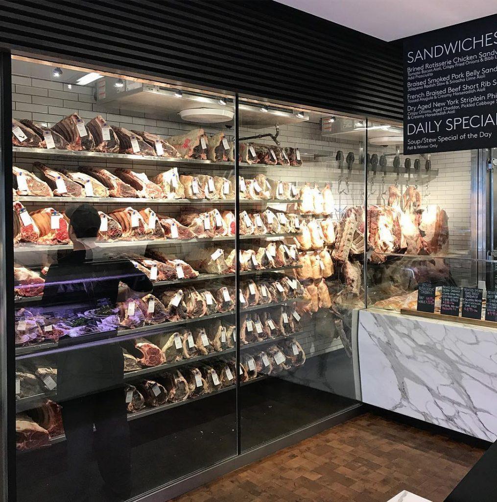Cumbrae's on Queen West freezer
