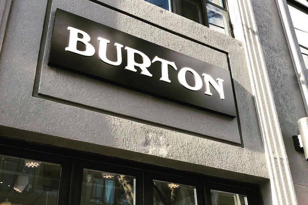 Burton Toronto Store