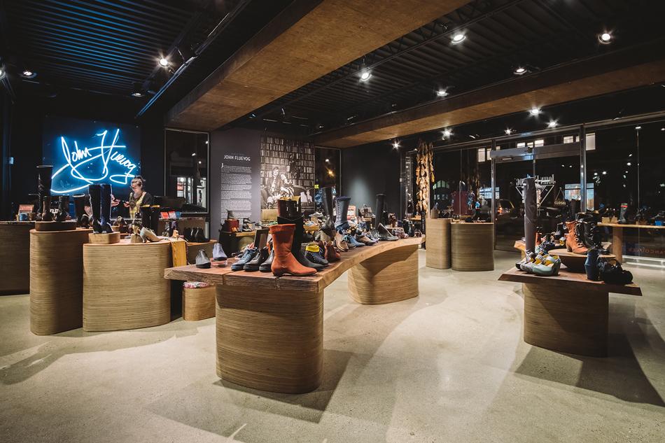John Fluevog store
