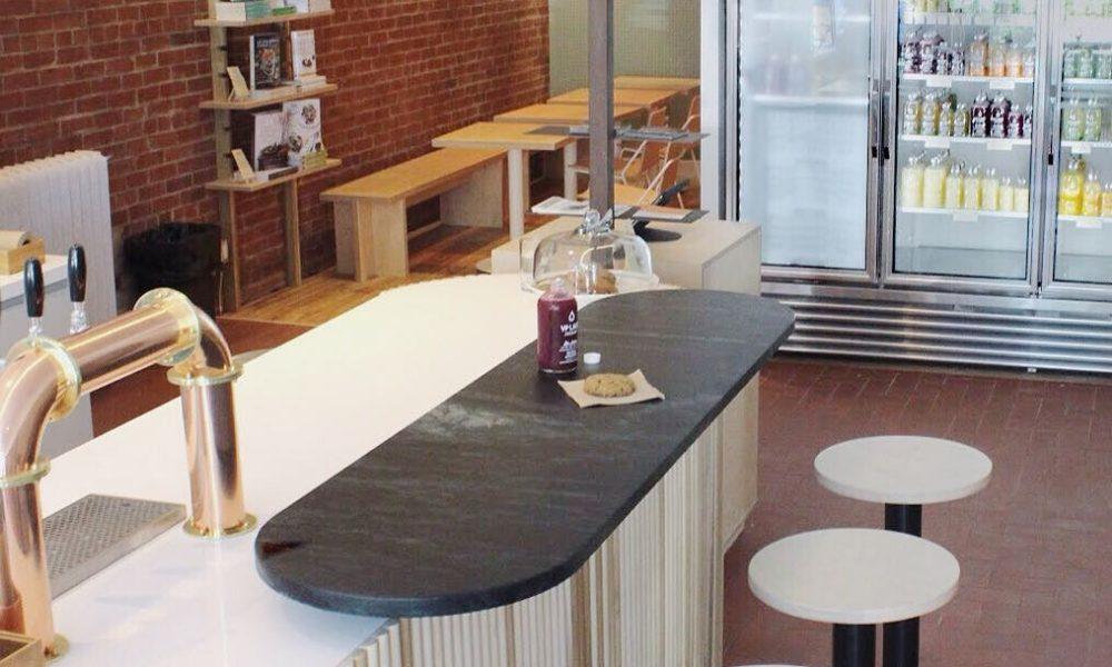Juice bar stools