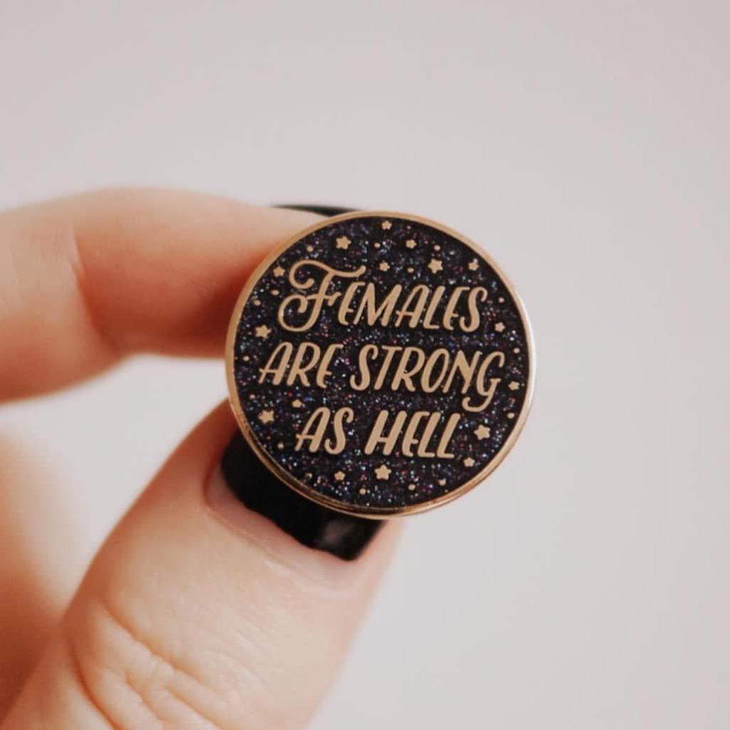 coal miner's daughter pin