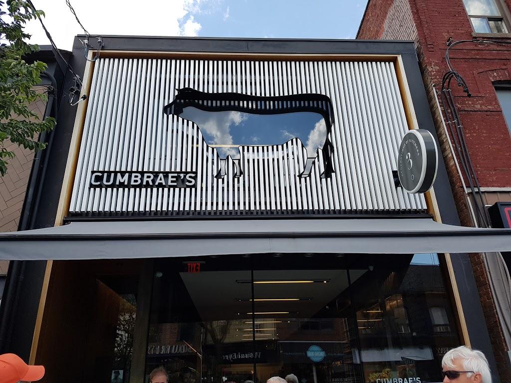 Cumbrae's Queen West storefront