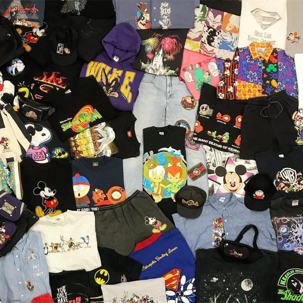 vintage inventory