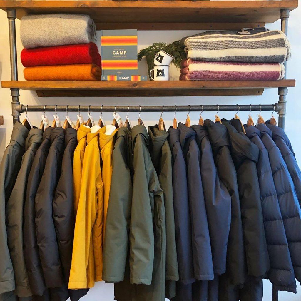 North Standard Trading Post Coats