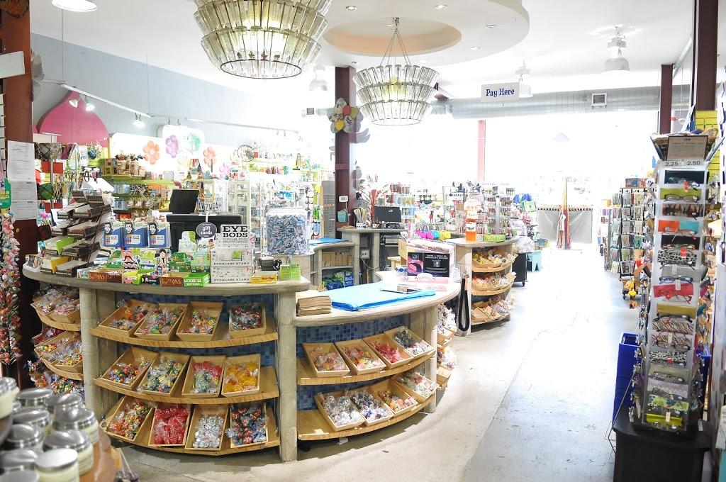 blue banana market inside